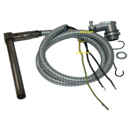 EVR3 Danfoss 10mm magneetafsluiter zonder spoel 032F120800